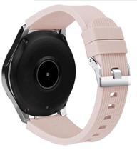 Pulseira De Silicone para Samsung Galaxy Watch 46mm - Rose - Jetech