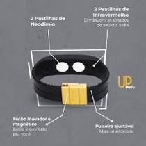 Pulseira Magnética com Neodímio UP Power - Golddream