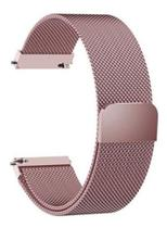 Pulseira Milanes Para Smart Watch Para P68 P70 P80 A6 20mm -