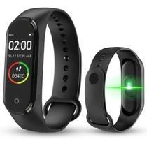 Pulseira Relógio Inteligente Smartband Smartwatch Cardíaco - Inova