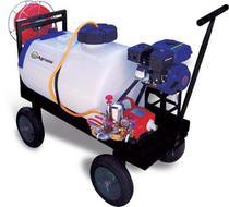 Pulverizador 200 Litros Motor Gasolina 4t 5,5hp Bomba 27l - Portal da terra