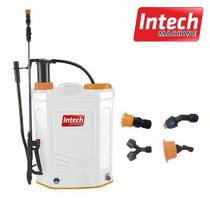 Pulverizador a Bateria e Manual GPM2000 - Intech -