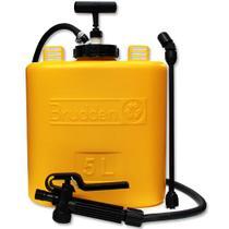 Pulverizador Brudden 5 ltrs SS com Mangueira 1500mm Pressão 210 lbf/pol -