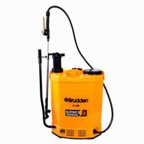 Pulverizador costal a bateria 12 volts 20 litros com 5 bicos SS-20B - Brudden