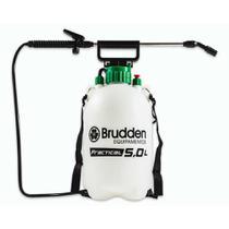 Pulverizador Manual 5 Litros Brudden Practical Com Lança Inox -