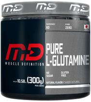 Pure L-Glutamine (300g) - Md Muscle Definition