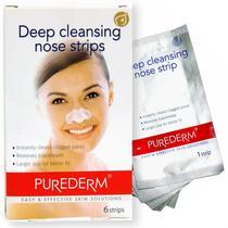 Purederm Deep Cleansing Nose Strip C/ 6 Adesivos -