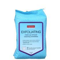 Purederm Exfoliating - Lenço Demaquilante (22 Unidades) -
