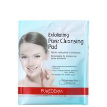 Purederm Exfoliating Pore Cleansing Pads - Lenço Esfoliante para Limpeza Profunda (1 unidade) -