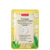 Purederm Firming Lift Coenzyme Q-10 - Máscara Anti-Idade (1 unidade) -