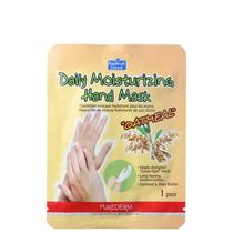 Purederm Oatmeal - Máscara Hidratante para as Mãos (1 par) -