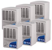 Purificador Ionizador E Ozonizador De Ar 1,5w Original Novo Modelo Kit Com 6 Unidades - Iza Air