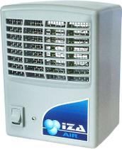 Purificador Ozonizador Ionizador De Ar 80m Iza Air -