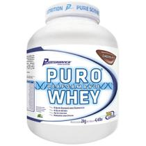 Puro Whey 2kg - Performance Nutrition -