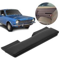 Puxador Porta Descanso de Braço Corcel 1972 a 1984 Preto Fixo Similar ao Original - Grampola