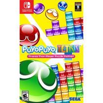 Puyo Puyo Tetris - Switch - Nintendo