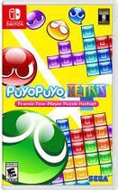 PuyoPuyo Tetris - Sega