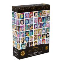 Puzzle 1000 peças Princesas - Integração