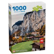 Puzzle 1000 peças Recanto Suiço - Grow