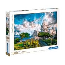 Puzzle 1000 Peças Sacré-Coeur, Paris - Clementoni - Importado - Grow