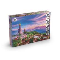 Puzzle 3000 peças Tailândia 03738 - Grow -
