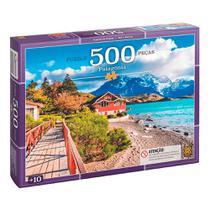 Puzzle 500 peças Patagônia - Grow