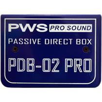 PWS - Direct Box Passivo PDB02 PRO -