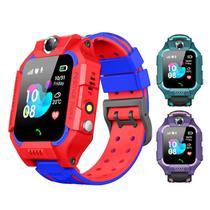 Q19 Relógio Inteligente Para Crianças Smartwatch SOS  câmera e Lanterna VERMELHO - Lx