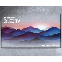 """QLED TV 2018 Q6FN 55"""" UHD 4K Samsung, com Modo Ambiente, Tela de Pontos Quânticos e HDR1000 -"""