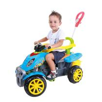 Quadriciclo Colorido Infantil Maral -