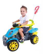 Quadriciclo De Passeio Com Pedal Colorido - Maral -