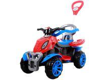 Quadriciclo Infantil a Pedal 3113 - Maral