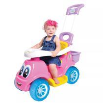 Quadriciclo Infantil Little Truck 3x1 Menina Maral -