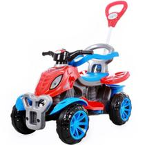 Quadriciclo Passeio e Pedal Spider - Maral -