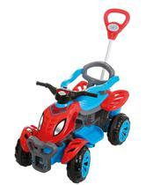Quadriciclo Veículo Carrinho de Passeio E Pedal Spider Maral -