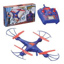 Quadricóptero Drone 4 Canais Recarregável Super Homem - Zein