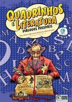 Quadrinhos e literatura Dialogos Possiveis - Criativo -