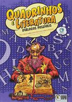Quadrinhos e Literatura. Diálogos Possíveis - Editora criativo