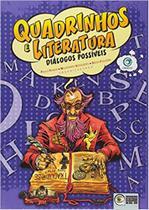 Quadrinhos e Literatura Diálogos Possiveis - Laudo