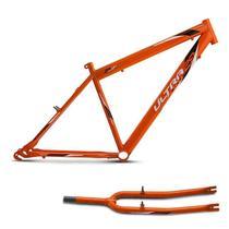 Quadro Bicicleta Em Aço Carbono Ultra Bike Aro 29 - Ultra Bikes