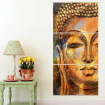 Quadro Budismo Buda Esotérico Mosaico Para Sala - Neyrad
