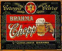 Quadro cartão papel mdf - cerveja fundo madeira (sortidos) - Brasfoot