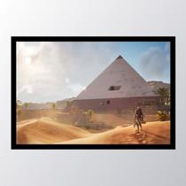 Quadro com moldura Assassins Creed Origins_002 - Conspecto