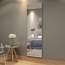Quadro de Espelho 180cm Flora Yescasa Branco -
