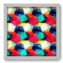 Quadro Decorativo - Abstrato - 053qdab - Allodi