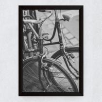 Quadro decorativo bicicleta retrô - Neyrad