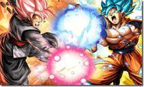 Quadro Decorativo Dragon Ball  Z Goku Super Sayajin  1 peça m17 - Quadros Decorativos