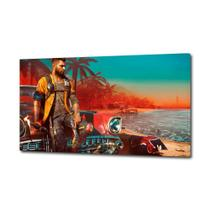 Quadro Decorativo Gamer Jogo Far Cry 6  Tela Canvas 90x60 - Casa Colorida Ltda