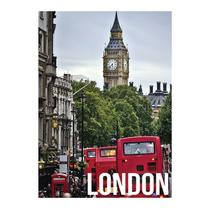 Quadro Decorativo London Day Light 50x70cm Btc -