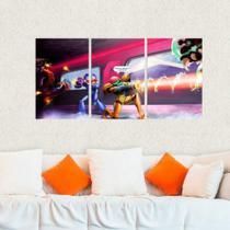 Quadro Decorativo Megaman 3 - Caverna Quadros